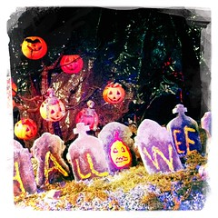 """Halloween"" iPhone + Hipstamatic Stop Motion Video - Scene 08"