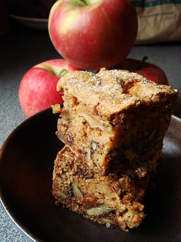 Apple Snacking Spice Cake