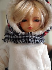 ready for winter (spikelover trying to make the best of it) Tags: 14 bjd fl normal resin fairyland msd mnf auriana minifee woosoo ttya