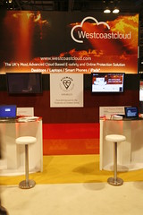 The Westcoastcloud stand (iomart Hosting) Tags: festival scottish security learning cloudcomputing westcoastcloud netintelligence childonlinesafety childsafetykitemark iomartgroupplc