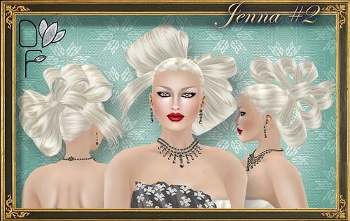 JENNA  v2 hair