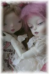 tendresse (heliantas) Tags: doll dress handmade dreaming wig bjd gian faceup modigli imda misssophie7