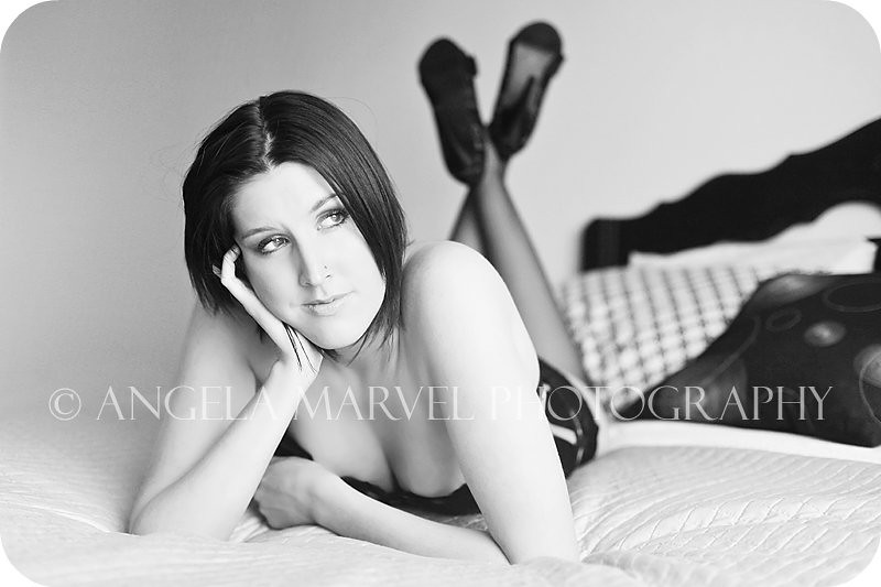 Angela Marvel Photography | Boudoir