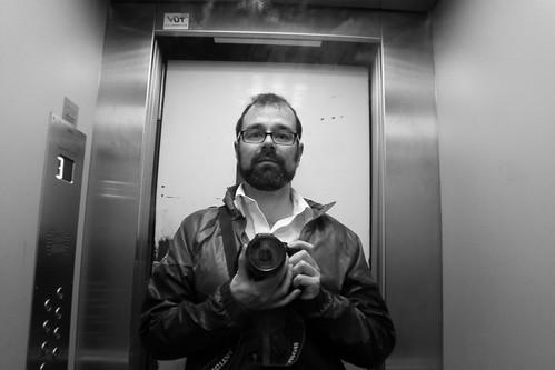 El fotógrafo Paco Bernal