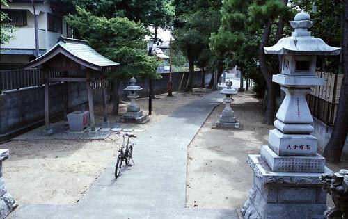 日枝神社(高谷)