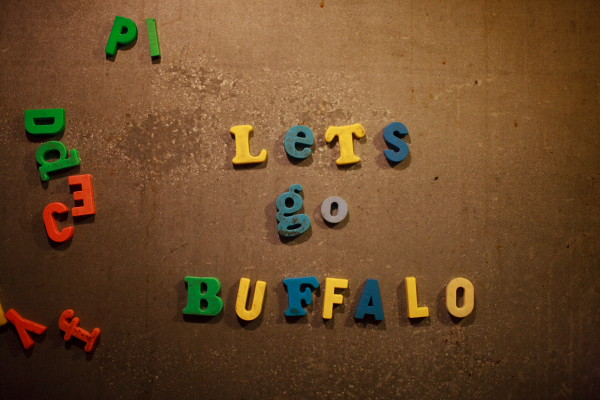 lets go buffalo