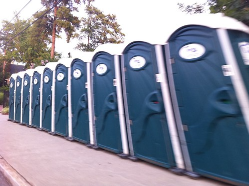 Project 365 - Skewed Potties by michaelbaumann
