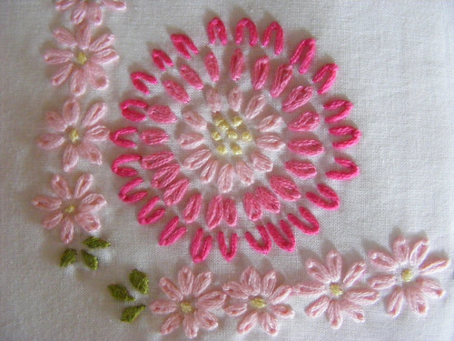 Vintage Pattern Stitchalong - Pinks