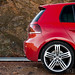 VW Golf GTi R: Side Rear