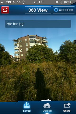 360 Panorama - text
