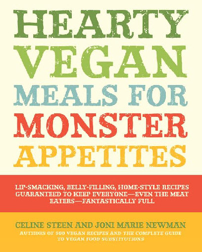 Hearty Vegan COVER