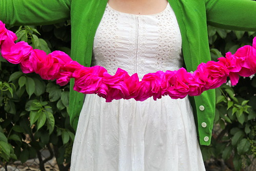 Crepe paper flowers hip hip hooray crepe paper flowers mightylinksfo