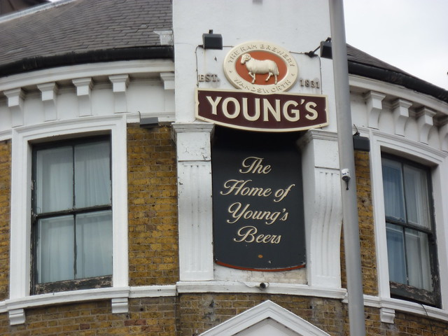 The Home of Young's Beers