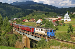 2011.07.07 | 60-0653-0 | Dealu Stefanitei (Davee91) Tags: bridge train fast romania cfr sulzer dealu stefanitei