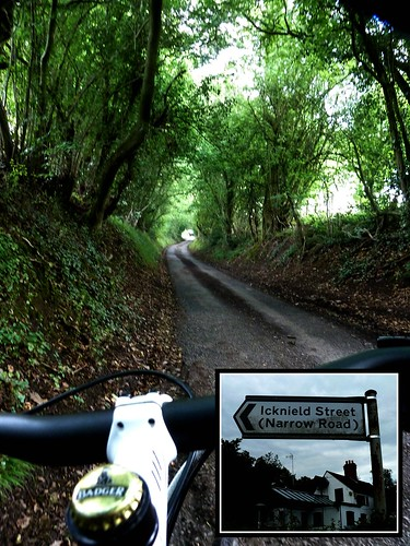 the Roman Road ride by rOcKeTdOgUk