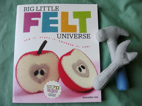 Big Little Felt Universe