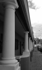 Bakstreet view (YAZMDG (15,000 images)) Tags: mobile architecture desire negative solarized fone android posterized greyscale yaz htc yazminamicheledegaye yazmdg a8183 htcdesirea8183 hrcdesirea8183 ystudio