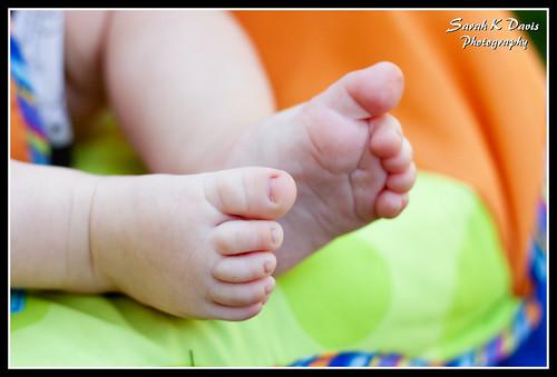 Eli's Toes