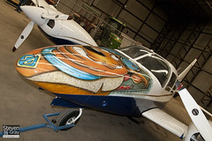G-BSII - 34-8070336 - Private - Piper PA-34-200T Seneca II - 110709 - Fowlmere - Steven Gray - IMG_4941
