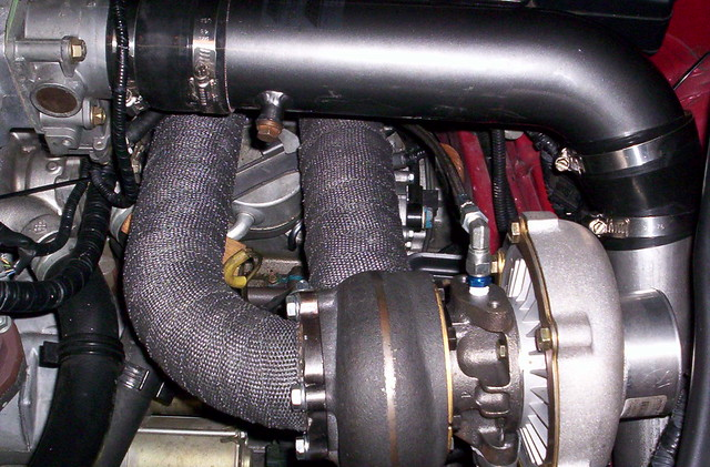 how to add a turbo to a v6