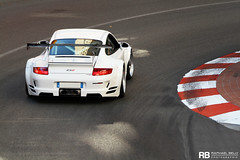 Porsche 911 GT3 RSR (Raphal Belly) Tags: pictures street white cars car race french photography eos during hotel 1 photo automobile riviera photographie 911 picture grand automotive f1 casino montecarlo monaco belly prix exotic porsche 7d passion formula week carlo monte hermitage raphael rb fairmont spotting gp supercars gt3 on raphal principality formule 977 rsr
