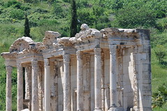 The Library at Ephesus (The Spirit of the World) Tags: ancient ruins library worldheritagesite ephesus greekruins ancientruins romanruins romanhistory ancientcity greekhistory