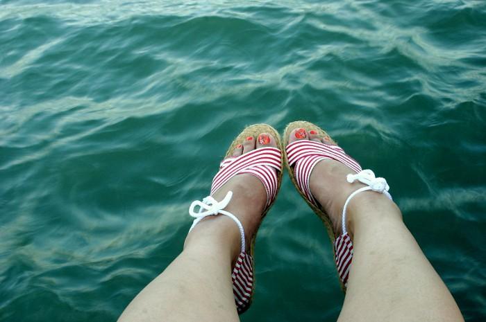 sandalslake