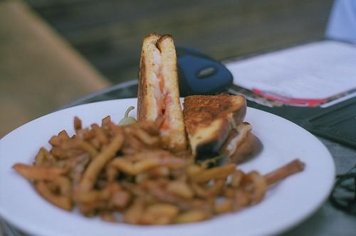 Mmmm, food.