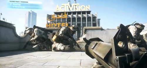 EA or Fan Disses Activision - Redirects MW3 Domain to Battlefield 3