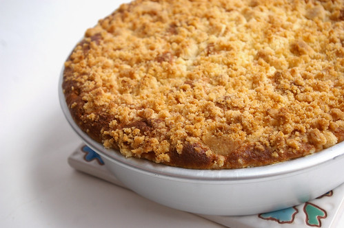 Cooked Crumb Topping