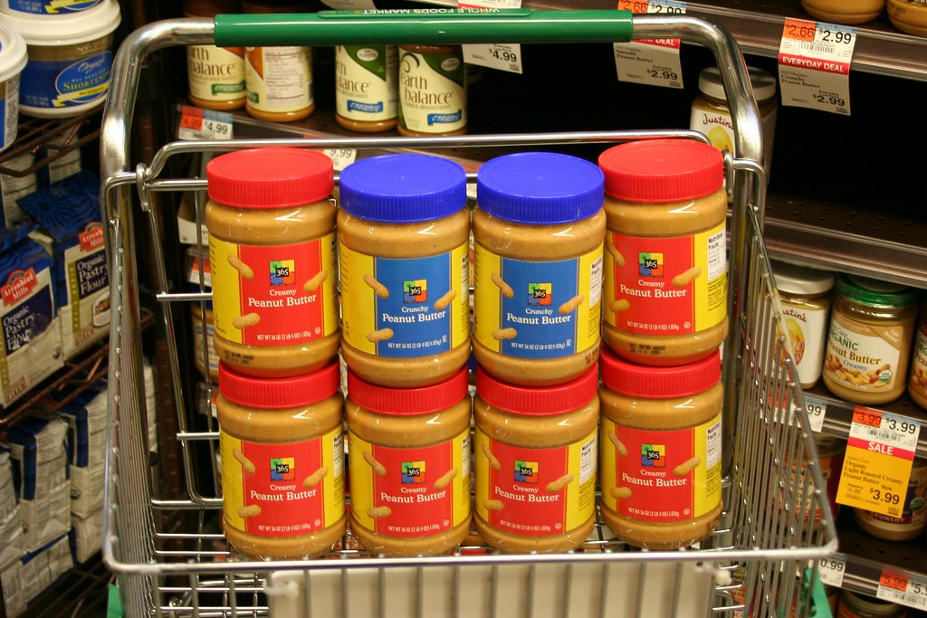 Whole Foods 365 Peanut Butter ~ A Foodie Must Have