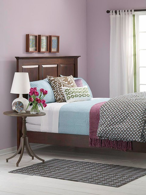 hot to arrange pillow shams