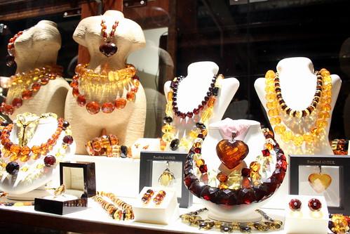 Amber Jewellery, Krakow