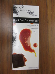 Vosges Black Salt Caramel Bar