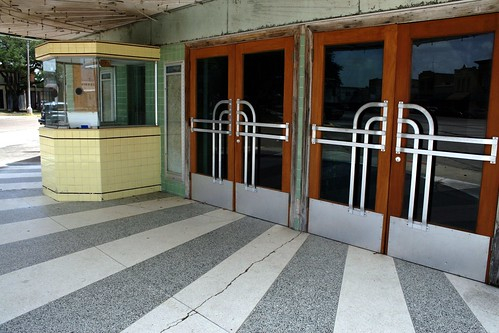 edna theatre entrance