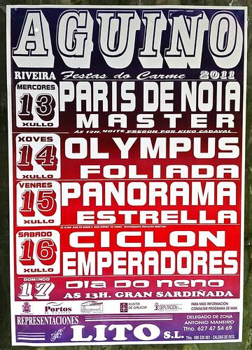 Ribeira - Aguiño - 2011
