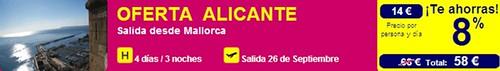 Oferta Alicante