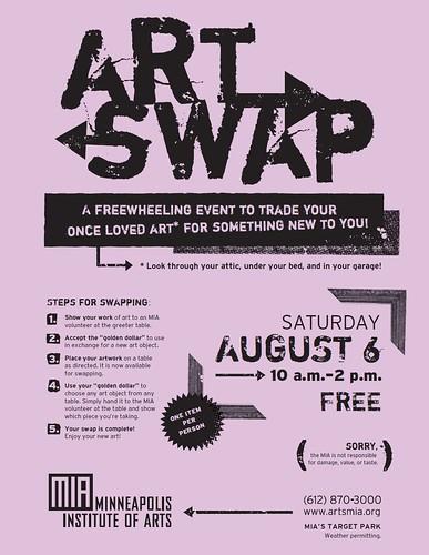Art Swap!