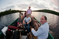 Traveling Band (dr.snitch) Tags: ny boat fisheye sail longlake bluemountainlake mshanghaistringband canon15mmf28 musicistimusiciens