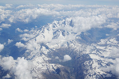 Montains (a l e x . k) Tags: snow airport geneva pentax swiss aircraft international airlines turkish montains k7 gva tk1918gvaist