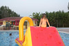 Nits a la piscina
