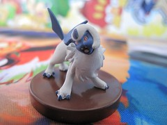 IMG_2165 (Copier) (pkm_absolution) Tags: kids shiny center plush figure pokemon shiney figurine tomy collector customs bandai peluche banpresto absol chromatique