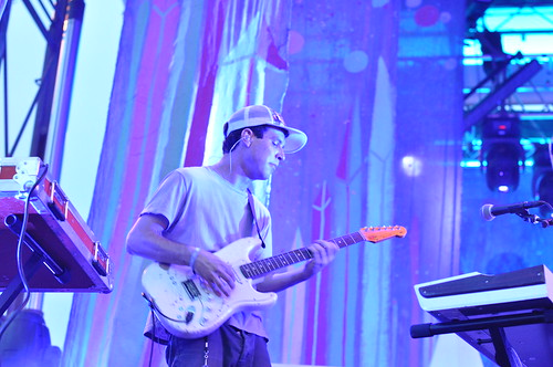 Animal Collective @ Pitchfork Music Festival, 7/15/11