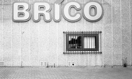 """""""Brico"""" - Brussels, Belgium 2011"""