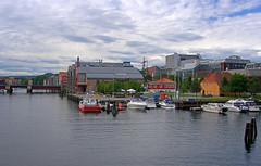 Trondheim (HDR) (Krogen) Tags: norway norge norwegen olympus c7070 noruega scandinavia krogen skandinavia