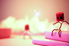 sitting (GordanMes) Tags: camera pink light shadow red en blur love glass rose metal clouds painting de rouge photo al bottle wire funny die comic power wine lumière cigarette like fil style mini cigar coton story cap amour strip alcohol hate histoire vin doggy nuages chanel liege blanc minimalist cigare retard fer bonhomme minature appareil verre oeufs oeuf capone bouchon caracter bande parfum haine egges scène mise puissance dessinée papirer hummour