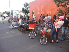 cargobike roll call_02 (METROFIETS) Tags: green beer bike bicycle oregon garden portland construction paint nw box handmade steel weld coat transport craft cargo torch frame pdx custom load cirque woodstove builder haul carfree hpm suppenkuche stumptown paragon stp chrisking shimano custombike cargobike handbuilt beerbike workbike bakfiets cycletruck rosecity crafted 4130 bikeportland 2011 braze longjohn paradiselodge seattlebikeexpo nahbs movebybike kcg phillipross bikefun obca ohbs jamienichols boxbike handmadebike oregonhandmadebikeshow nntma hopworks metrofiets cirqueducycling oregonmanifest matthewcaracoglia palletbike oregonframebuilder seattlebikeshow bikefarmer trailheadcoffee cargobikerollcall