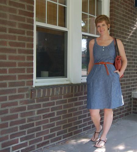 Chambry Dress
