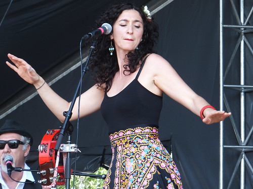 Mama Kin at Ottawa Bluesfest 2011