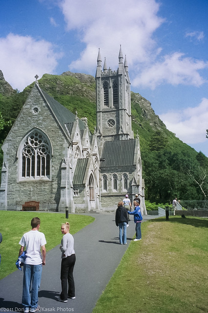 _5A_0101: Chapel at Kylemore Abbey